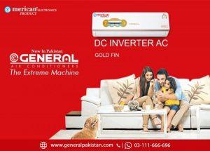 dc inverter gold fin